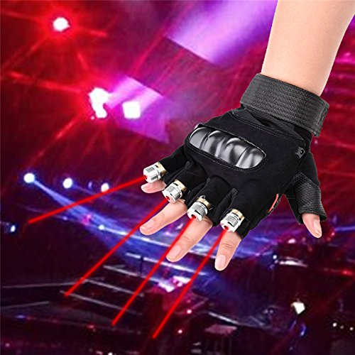 Led Laser Light Gloves in Florida - 1