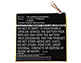 Synergy Digital Battery Compatible with Acer Iconia One 7 B1-770 Tablet Battery (Li-Pol, 3.7V, 2700 mAh) - Repl. Acer KT.0010H.003 Battery