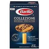 Barilla Collezione Rigatoni Pasta, 12 Ounce - 12 per case.