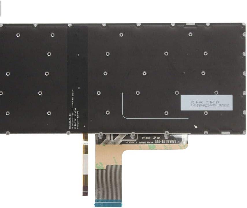 Backlight New Laptop Replacement Keyboard Fit Lenovo IdeaPad V310-15IKB V310-15ISK V510-15IKB US Layout