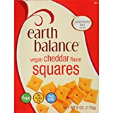 vegan cheese its - Earth Balance Vegan Cheddar Flavor Squares - 6 oz