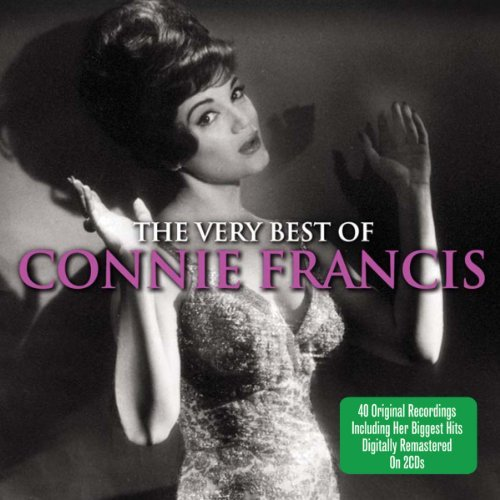 The Very Best Of Connie Francis By Connie Francis (2010-08-02) (The Very Best Of Connie Francis Cd)