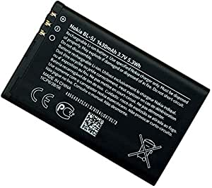 Bl-5j Rechargeable Battery For Nokia Lumia 530