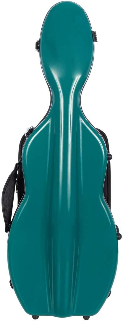Estuche para violín fibra Ultra Light 4/4 sea green M-Case: Amazon.es: Instrumentos musicales