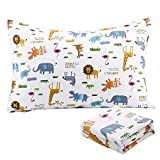 Toddler Travel Pillowcases Set of 2 - Fits Pillows sizesd 13 x 18""