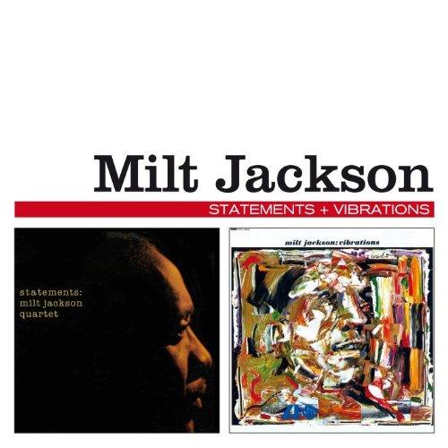 Statements + Vibrations + 2 bonus tracks by Milt Jackson (1997-04-22)