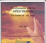 img - for Contending for an Open Heaven Conference, October 26 - 28, 2007 book / textbook / text book