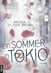 Ein Sommer in Tokio (German Edition)