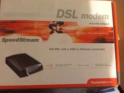 - SpeedStream 5667 Dual USB/Ethernet DSL Modem