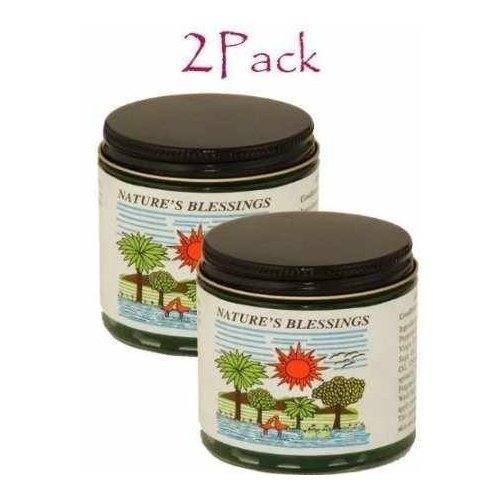 2 Pack - Nature's Blessing Hair Pomade