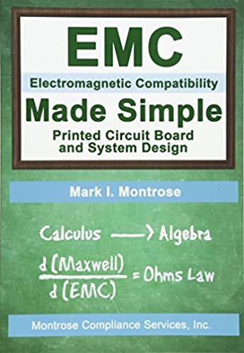 emc made simple printed circuit board and system design mark i rh amazon com