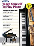 Best Alfred Of Blues Pianos - Alfred's Teach Yourself to Play Piano Review