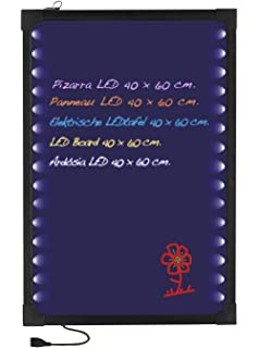 Pizarra LED RGB Deluxe efectoLED: Amazon.es: Iluminación
