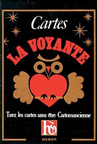 c27b4f9ef3908b La Voyante. 32 Cartes  Amazon.fr  Jeux et Jouets