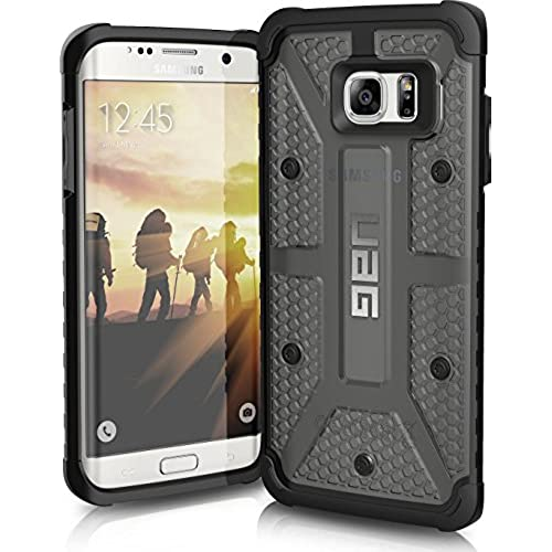 UAG Samsung Galaxy S7 Edge [5.5-inch screen] Feather-Light Composite [ASH] Military Drop Tested Phone Case Sales