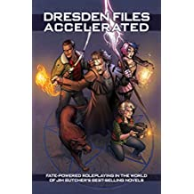 Evil Hat Productions Dresden Files Accelerated (Fate Core)