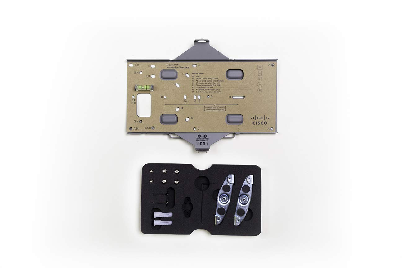 Amazon com: Cisco Meraki Replacement Mounting Kit for MR