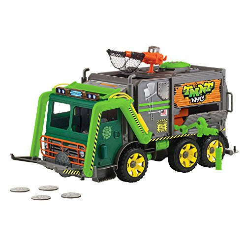 Nunchucks Ninja Turtle (Teenage Mutant Ninja Turtles Tactical Truck Vehicle)