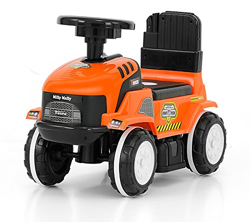 Milly Mally 5901761123845Pojazd Trolley-Orange
