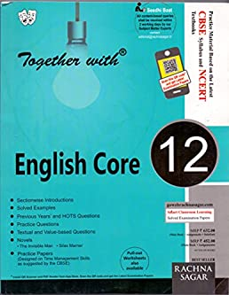 buy rachna together with english core for class xii pb jain r rh amazon in Functional English Worksheets Functional English Grammar