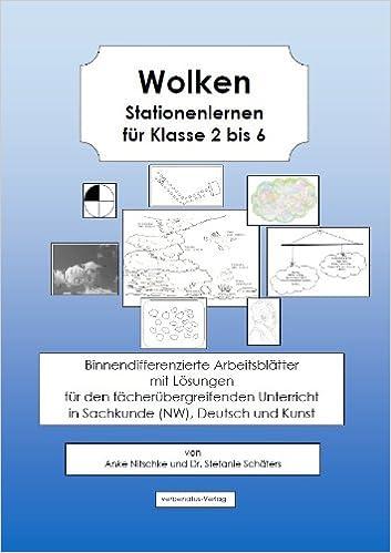 Wolken: Stationenlernen für Klasse 2 bis 6 Binnendifferenzierte ...