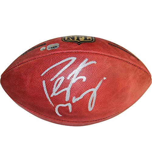 Peyton Manning Signed Wilson