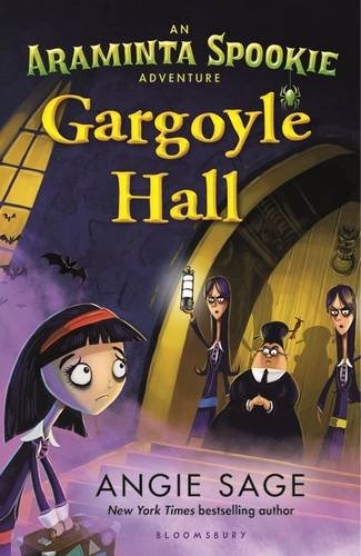 Dixie Closed Head - Gargoyle Hall (An Araminta Spookie Adventure)
