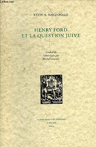 Henry Ford et la question juive