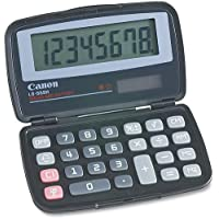 CNMLS555H - Canon LS555H Handheld Foldable Pocket Calculator