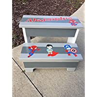 NURSERY TWO STEP STOOLS
