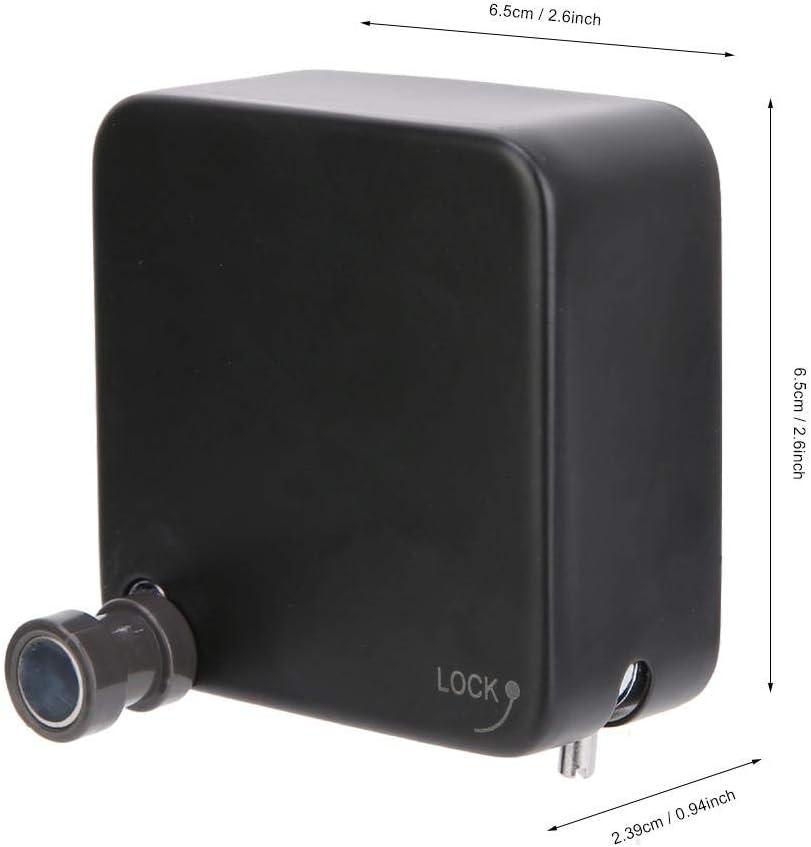 Noir Corde /à linge Portable en Acier Inoxydable R/étractable Corde /à linge Cintre S/èche-linge Int/érieur Ext/érieur Maison