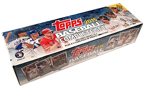 Teams Topps Complete Factory Small