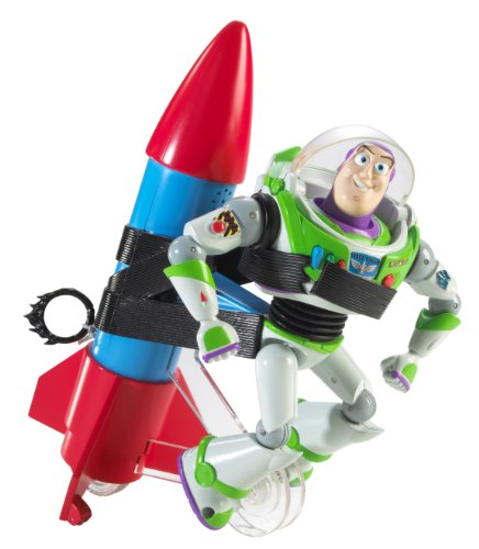 Story Toy Up Dress Woody Disney Pixar Costume (Toy Story Rocket Running Buzz)