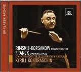 Rimsky-Korsakov: Russian Easter Overture / Franck: Symphony in D Minor