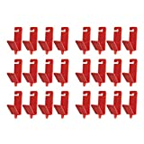 Fastcap CROWNMOLDCLIP Crown Molding Installation Heavy Duty ABS Clips, 24-Pack