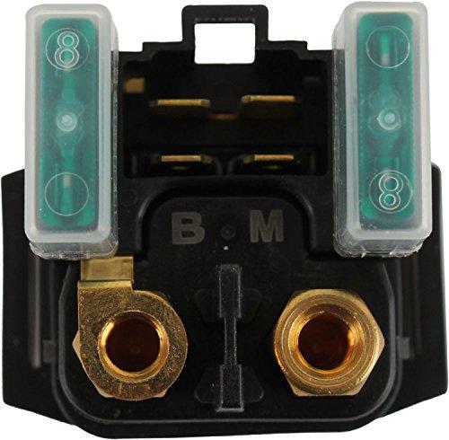 DB Electrical SMU6074 Starter Solenoid Relay for Yamaha ATV Yamaha YFM 350//400//450//660 Grizzly Kodiak Raptor WOLVERINE Big Bear R 2009-16 //4SV-81940-00-00 4SV-81940-10-00