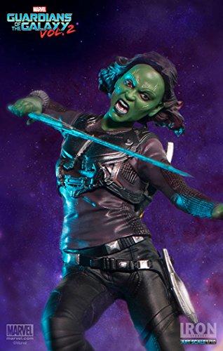 "51 wwGNShlL Gamora ""Guardians of the Galaxy Vol. 2"" Iron Studios Battle Diorama Series 1/10"