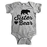 Sister Bear Infant Baby Romper by Southern Designs (12 Months) offers