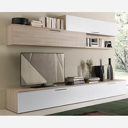 Parete attrezzata componibile- S30: Amazon.it: Casa e cucina