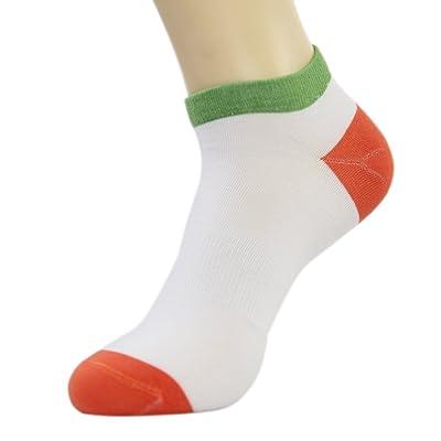 3street Women's Fashion Novelty No Show Athletic Crew Socks