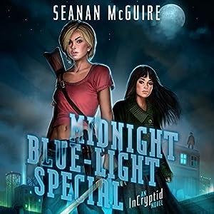 Midnight Blue-Light Special Audiobook