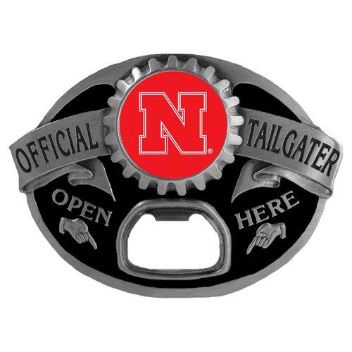 - Nebraska Cornhuskers Tailgater Buckle