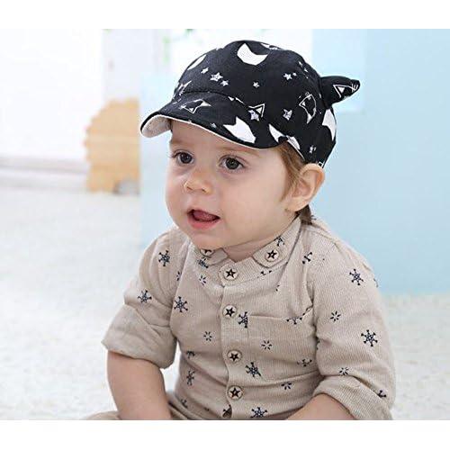 Barato Sombrero para Bebés Niños Niñas Sombrero con Cuernos Gorras  Primavera 70afdf344e9