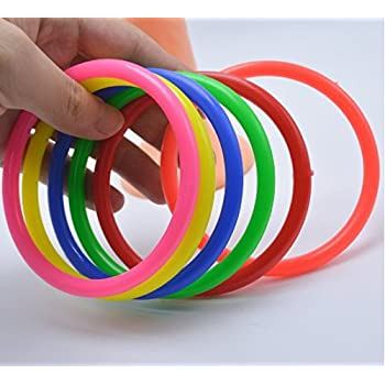 1 PCS Party Favor Girls Night Out Hen Ring Toss Hoopla Games Novelty Toys Supplies Game Set