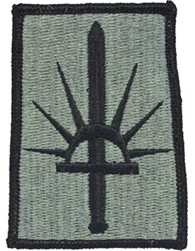 - New York National Guard ACU Patch - Foliage Green