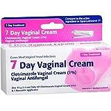 Taro Clotrimazole 7 Vaginal Cream 45 g (Pack of 2)