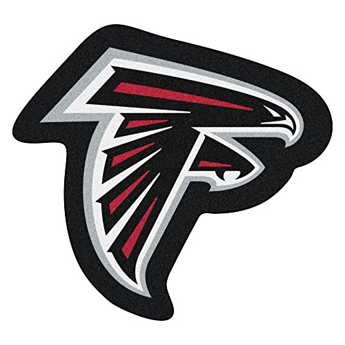 FANMATS 20961 Team Color 3' x 4' NFL - Atlanta Falcons Mascot Mat ()