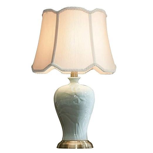 WOAINI Lámpara de Mesa Sala de Estar Decoración Lámpara de ...