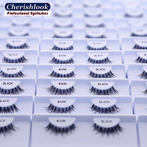 Cherishlook Professional 100packs Eyelashes - DW by Cherishlook