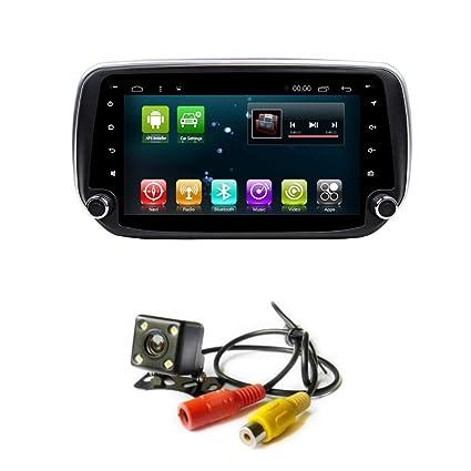 Amazon Com Car Multimedia Stereo Radio Gps 9 Android 8 0